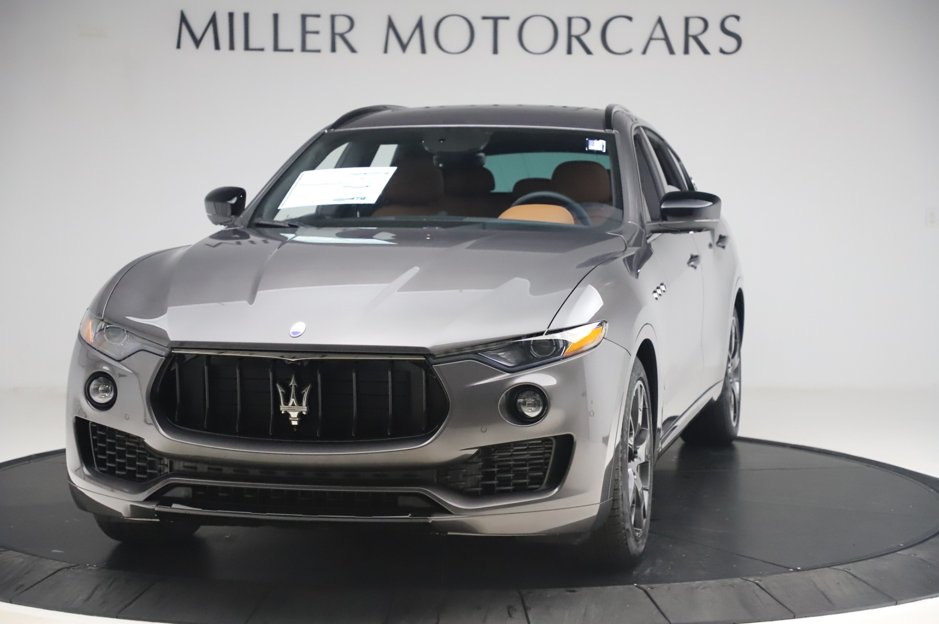 New 2020 Maserati Levante Q4 for sale $84,499 at Rolls-Royce Motor Cars Greenwich in Greenwich CT 06830 1