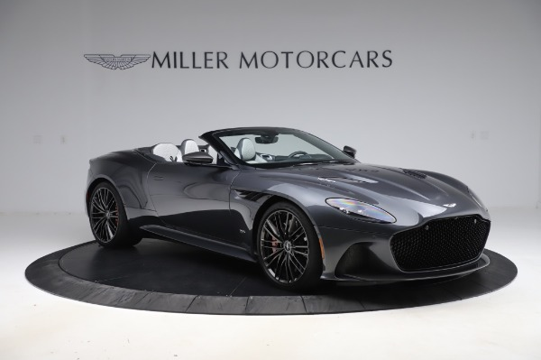 Used 2020 Aston Martin DBS Superleggera Volante for sale Sold at Rolls-Royce Motor Cars Greenwich in Greenwich CT 06830 10