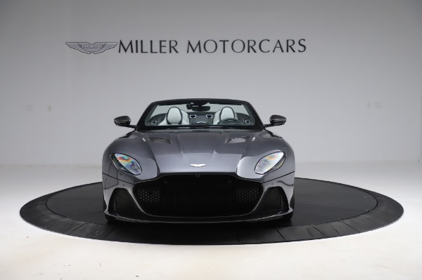 Used 2020 Aston Martin DBS Superleggera Volante for sale Sold at Rolls-Royce Motor Cars Greenwich in Greenwich CT 06830 11