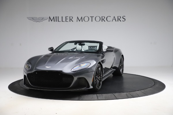 Used 2020 Aston Martin DBS Superleggera Volante for sale Sold at Rolls-Royce Motor Cars Greenwich in Greenwich CT 06830 12
