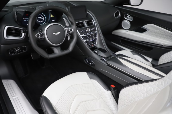 Used 2020 Aston Martin DBS Superleggera Volante for sale Sold at Rolls-Royce Motor Cars Greenwich in Greenwich CT 06830 13