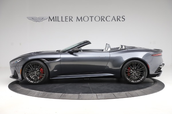 Used 2020 Aston Martin DBS Superleggera Volante for sale Sold at Rolls-Royce Motor Cars Greenwich in Greenwich CT 06830 2