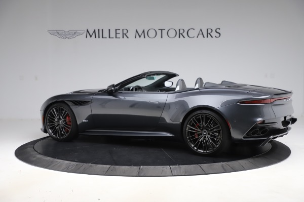 Used 2020 Aston Martin DBS Superleggera Volante for sale Sold at Rolls-Royce Motor Cars Greenwich in Greenwich CT 06830 3