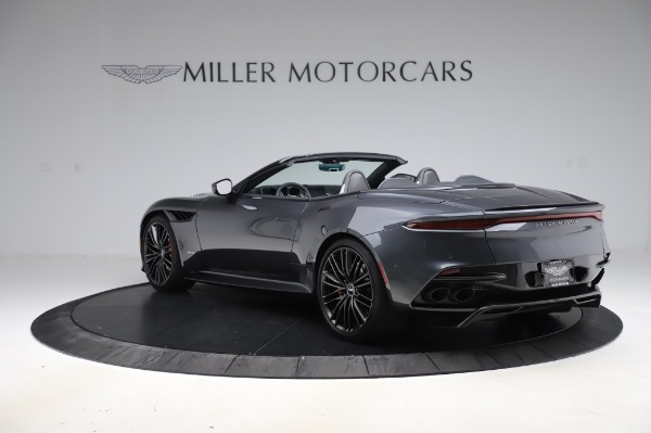 Used 2020 Aston Martin DBS Superleggera Volante for sale Sold at Rolls-Royce Motor Cars Greenwich in Greenwich CT 06830 4