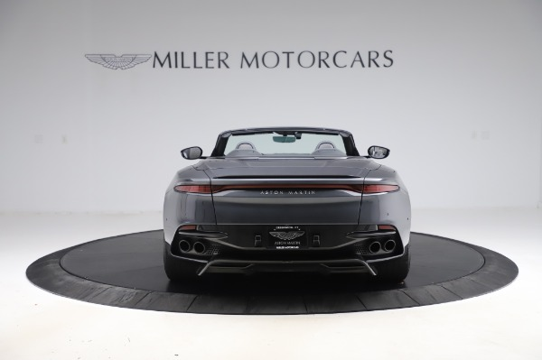 Used 2020 Aston Martin DBS Superleggera Volante for sale Sold at Rolls-Royce Motor Cars Greenwich in Greenwich CT 06830 5