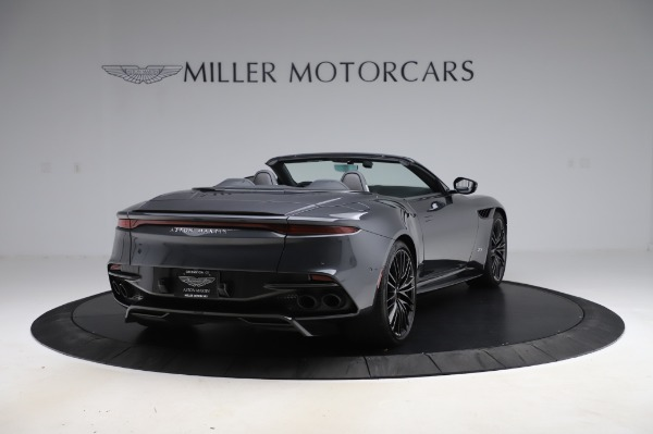 Used 2020 Aston Martin DBS Superleggera Volante for sale Sold at Rolls-Royce Motor Cars Greenwich in Greenwich CT 06830 6