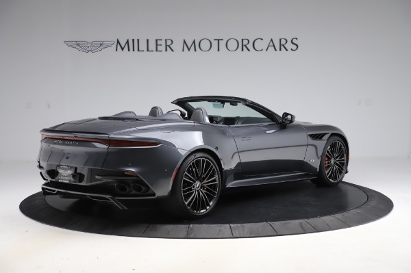 Used 2020 Aston Martin DBS Superleggera Volante for sale Sold at Rolls-Royce Motor Cars Greenwich in Greenwich CT 06830 7