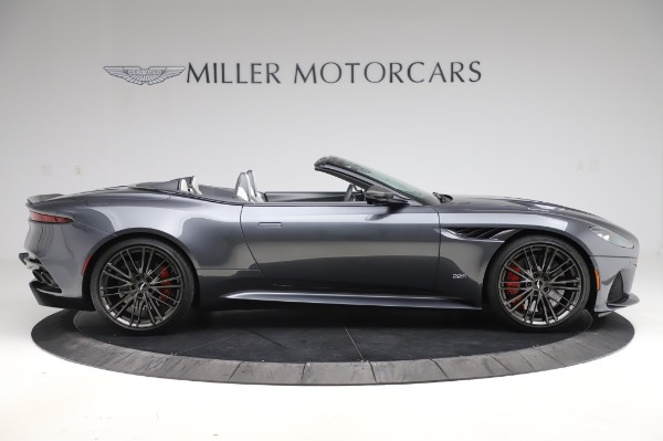 Used 2020 Aston Martin DBS Superleggera Volante for sale Sold at Rolls-Royce Motor Cars Greenwich in Greenwich CT 06830 8