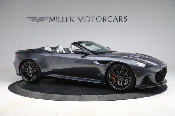 Used 2020 Aston Martin DBS Superleggera Volante for sale Sold at Rolls-Royce Motor Cars Greenwich in Greenwich CT 06830 9