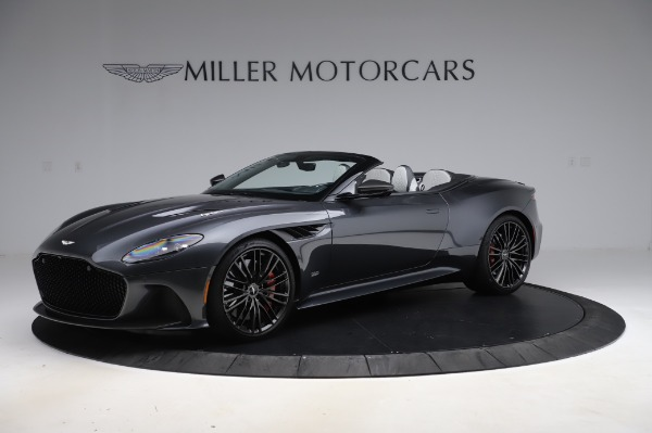 Used 2020 Aston Martin DBS Superleggera for sale $329,900 at Rolls-Royce Motor Cars Greenwich in Greenwich CT 06830 1