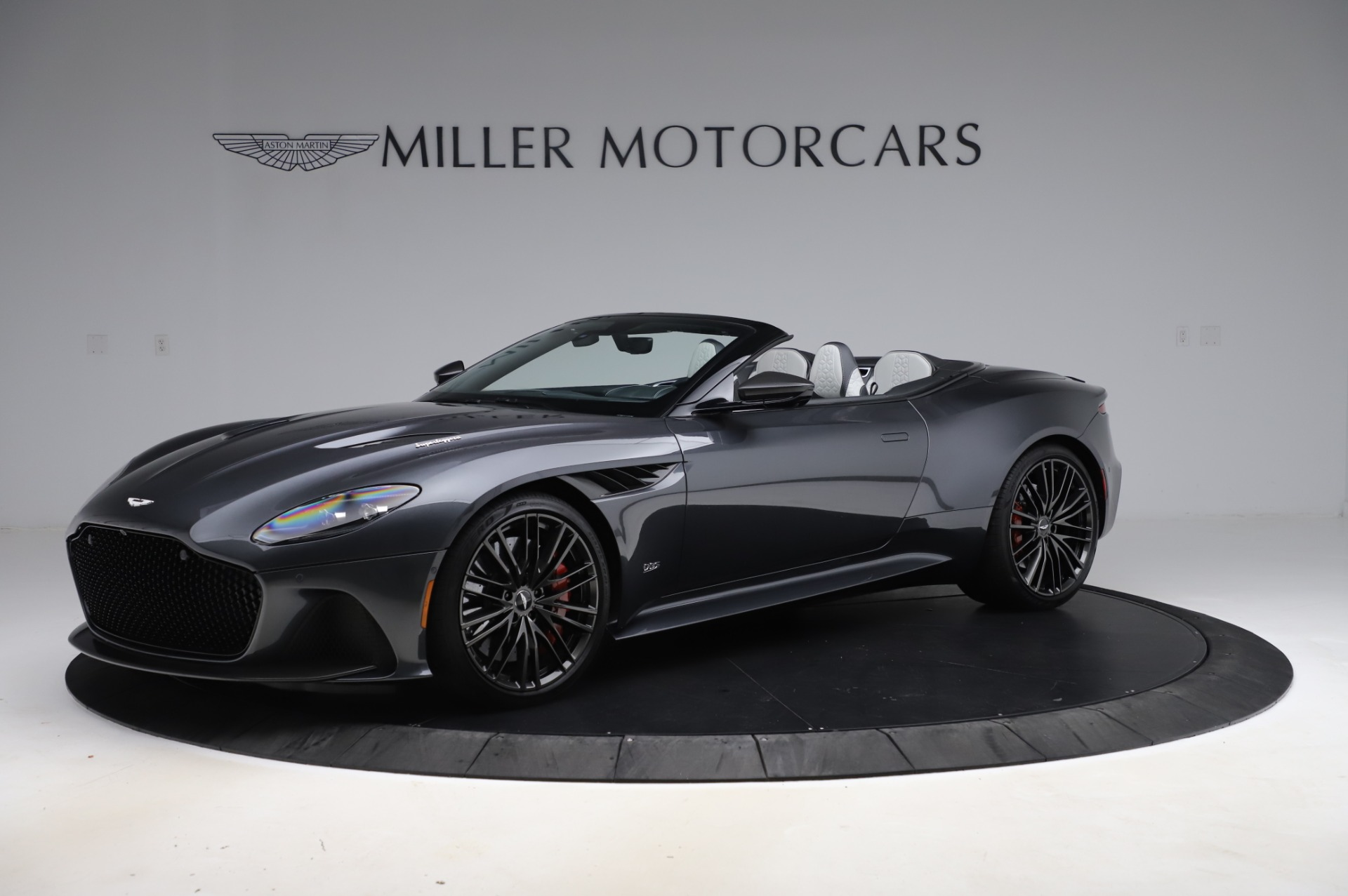 Used 2020 Aston Martin DBS Superleggera Volante for sale Sold at Rolls-Royce Motor Cars Greenwich in Greenwich CT 06830 1