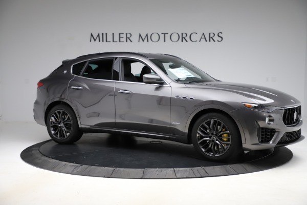 New 2020 Maserati Levante Q4 GranSport for sale Sold at Rolls-Royce Motor Cars Greenwich in Greenwich CT 06830 10