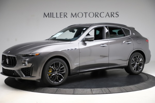 New 2020 Maserati Levante Q4 GranSport for sale Sold at Rolls-Royce Motor Cars Greenwich in Greenwich CT 06830 2