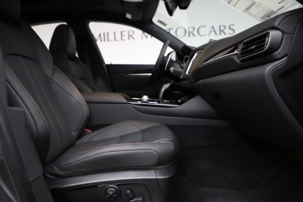 New 2020 Maserati Levante Q4 GranSport for sale Sold at Rolls-Royce Motor Cars Greenwich in Greenwich CT 06830 22