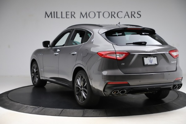 New 2020 Maserati Levante Q4 GranSport for sale Sold at Rolls-Royce Motor Cars Greenwich in Greenwich CT 06830 5