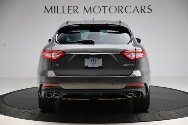 New 2020 Maserati Levante Q4 GranSport for sale Sold at Rolls-Royce Motor Cars Greenwich in Greenwich CT 06830 6