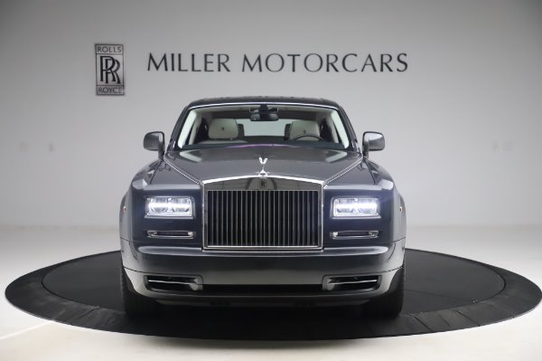 Used 2014 Rolls-Royce Phantom for sale $219,900 at Rolls-Royce Motor Cars Greenwich in Greenwich CT 06830 2