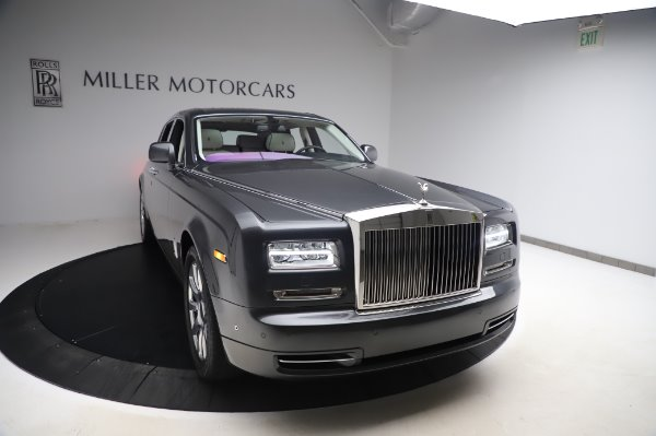 Used 2014 Rolls-Royce Phantom for sale $219,900 at Rolls-Royce Motor Cars Greenwich in Greenwich CT 06830 3