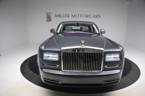 Used 2014 Rolls-Royce Phantom for sale $219,900 at Rolls-Royce Motor Cars Greenwich in Greenwich CT 06830 4