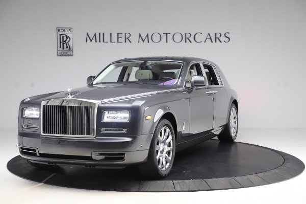Used 2014 Rolls-Royce Phantom for sale $219,900 at Rolls-Royce Motor Cars Greenwich in Greenwich CT 06830 5