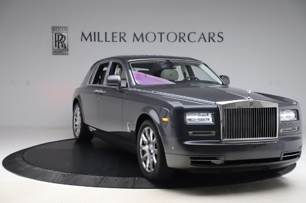 Used 2014 Rolls-Royce Phantom for sale $219,900 at Rolls-Royce Motor Cars Greenwich in Greenwich CT 06830 6