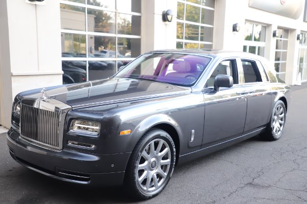 Used 2014 Rolls-Royce Phantom for sale $219,900 at Rolls-Royce Motor Cars Greenwich in Greenwich CT 06830 7
