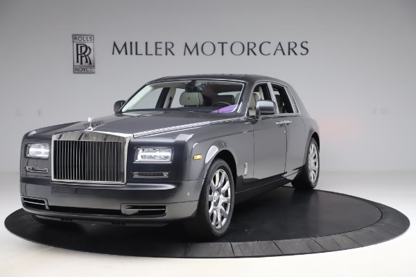 Used 2014 Rolls-Royce Phantom for sale $219,900 at Rolls-Royce Motor Cars Greenwich in Greenwich CT 06830 1