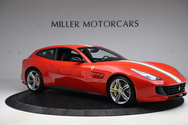 Used 2018 Ferrari GTC4Lusso for sale Call for price at Rolls-Royce Motor Cars Greenwich in Greenwich CT 06830 10