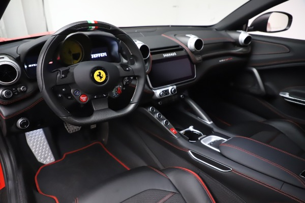 Used 2018 Ferrari GTC4Lusso for sale Call for price at Rolls-Royce Motor Cars Greenwich in Greenwich CT 06830 13