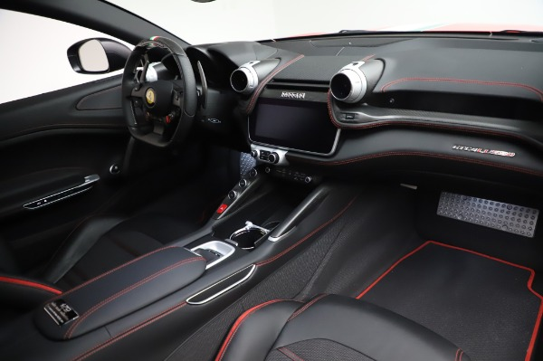 Used 2018 Ferrari GTC4Lusso for sale Call for price at Rolls-Royce Motor Cars Greenwich in Greenwich CT 06830 19