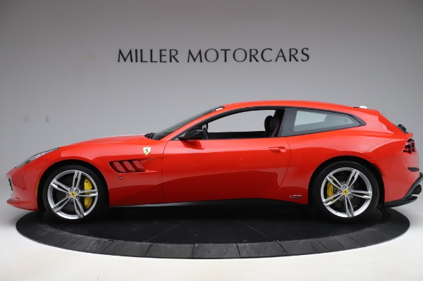 Used 2018 Ferrari GTC4Lusso for sale $319,900 at Rolls-Royce Motor Cars Greenwich in Greenwich CT 06830 3