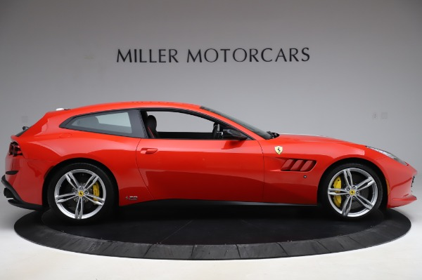 Used 2018 Ferrari GTC4Lusso for sale $319,900 at Rolls-Royce Motor Cars Greenwich in Greenwich CT 06830 9