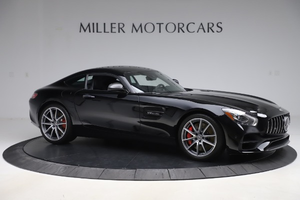 Used 2018 Mercedes-Benz AMG GT S for sale $103,900 at Rolls-Royce Motor Cars Greenwich in Greenwich CT 06830 10