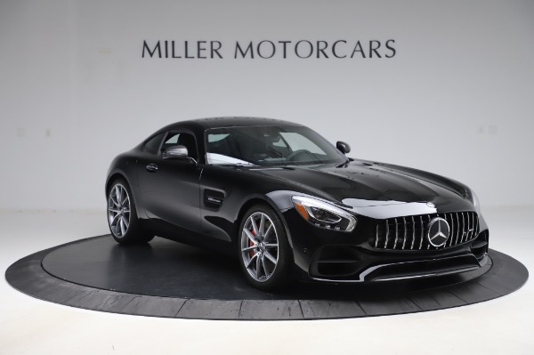 Used 2018 Mercedes-Benz AMG GT S for sale $103,900 at Rolls-Royce Motor Cars Greenwich in Greenwich CT 06830 11