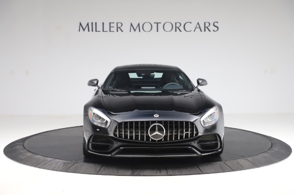 Used 2018 Mercedes-Benz AMG GT S for sale $103,900 at Rolls-Royce Motor Cars Greenwich in Greenwich CT 06830 12