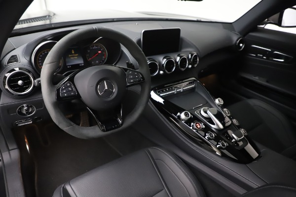 Used 2018 Mercedes-Benz AMG GT S for sale $103,900 at Rolls-Royce Motor Cars Greenwich in Greenwich CT 06830 13