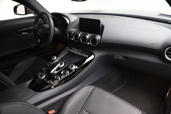 Used 2018 Mercedes-Benz AMG GT S for sale $103,900 at Rolls-Royce Motor Cars Greenwich in Greenwich CT 06830 17