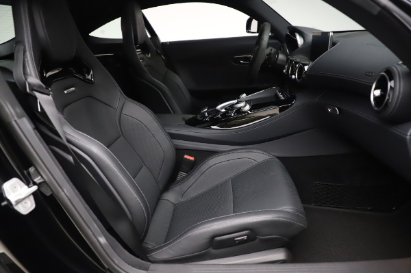 Used 2018 Mercedes-Benz AMG GT S for sale $103,900 at Rolls-Royce Motor Cars Greenwich in Greenwich CT 06830 18