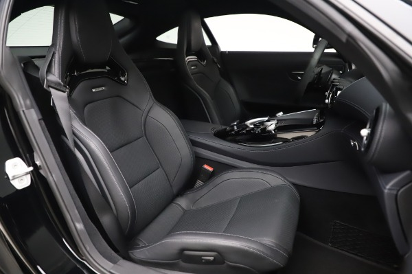 Used 2018 Mercedes-Benz AMG GT S for sale $103,900 at Rolls-Royce Motor Cars Greenwich in Greenwich CT 06830 19