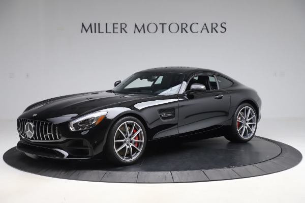 Used 2018 Mercedes-Benz AMG GT S for sale $103,900 at Rolls-Royce Motor Cars Greenwich in Greenwich CT 06830 2