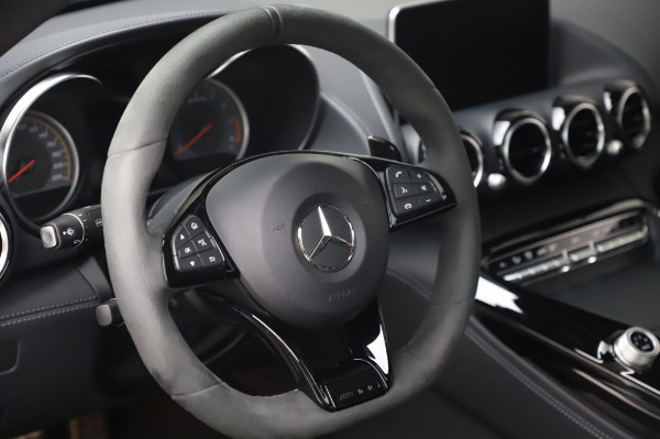 Used 2018 Mercedes-Benz AMG GT S for sale $103,900 at Rolls-Royce Motor Cars Greenwich in Greenwich CT 06830 20