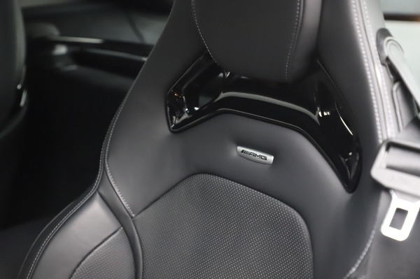 Used 2018 Mercedes-Benz AMG GT S for sale $103,900 at Rolls-Royce Motor Cars Greenwich in Greenwich CT 06830 21