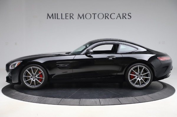 Used 2018 Mercedes-Benz AMG GT S for sale $103,900 at Rolls-Royce Motor Cars Greenwich in Greenwich CT 06830 3