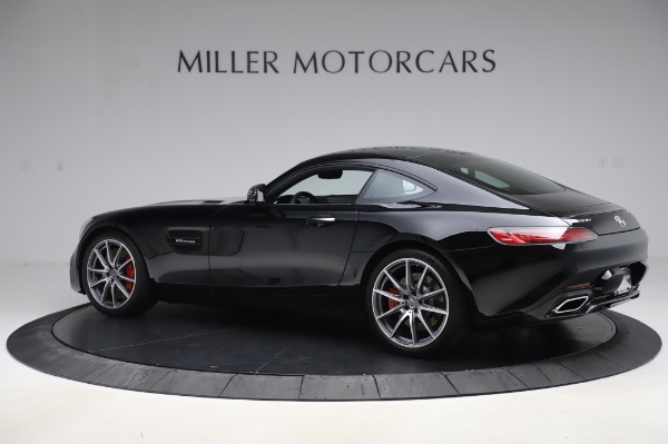 Used 2018 Mercedes-Benz AMG GT S for sale $103,900 at Rolls-Royce Motor Cars Greenwich in Greenwich CT 06830 4