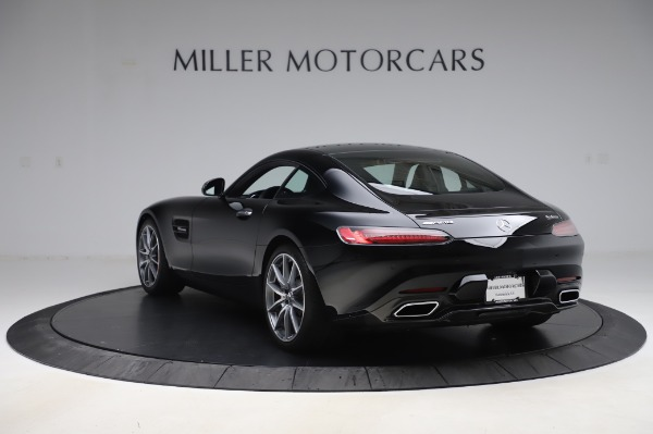 Used 2018 Mercedes-Benz AMG GT S for sale $103,900 at Rolls-Royce Motor Cars Greenwich in Greenwich CT 06830 5