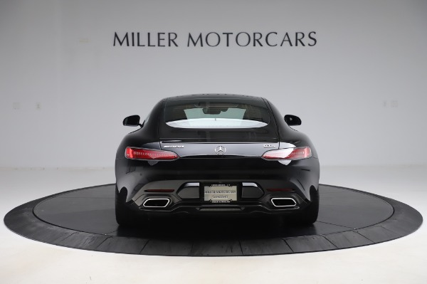 Used 2018 Mercedes-Benz AMG GT S for sale $103,900 at Rolls-Royce Motor Cars Greenwich in Greenwich CT 06830 6