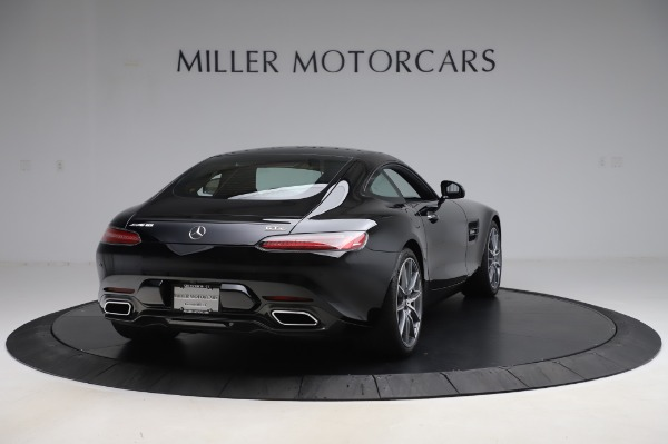 Used 2018 Mercedes-Benz AMG GT S for sale $103,900 at Rolls-Royce Motor Cars Greenwich in Greenwich CT 06830 7