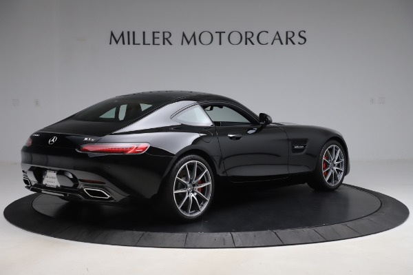 Used 2018 Mercedes-Benz AMG GT S for sale $103,900 at Rolls-Royce Motor Cars Greenwich in Greenwich CT 06830 8