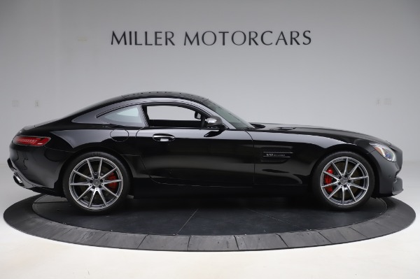 Used 2018 Mercedes-Benz AMG GT S for sale $103,900 at Rolls-Royce Motor Cars Greenwich in Greenwich CT 06830 9