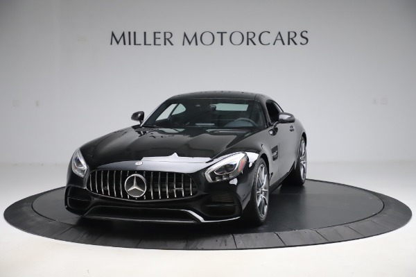 Used 2018 Mercedes-Benz AMG GT S for sale $103,900 at Rolls-Royce Motor Cars Greenwich in Greenwich CT 06830 1